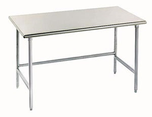 16-gauge-advance-tabco-tag-243-24-x-36-open-base-stainless-steel-commercial-work-table